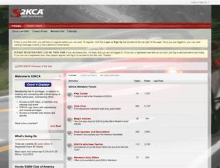 s2kca.com screenshot