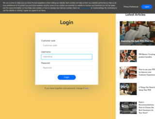 s3.erply.com screenshot