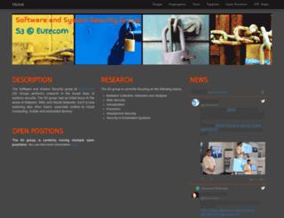 s3.eurecom.fr screenshot