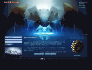 s3.mechhero.com screenshot