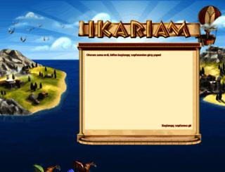 s31-tr.ikariam.gameforge.com screenshot