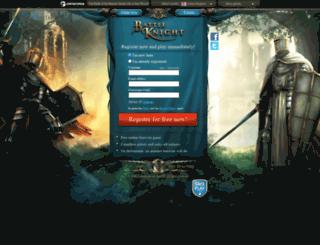 s4.battleknight.co.uk screenshot