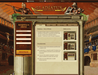 s4.gladiatus.cz screenshot