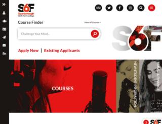 s6f.org.uk screenshot