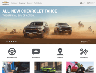 sa-en.chevroletarabia.com screenshot