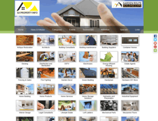 sa-property-info.co.za screenshot
