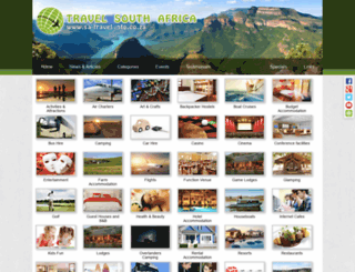 sa-travel-info.co.za screenshot