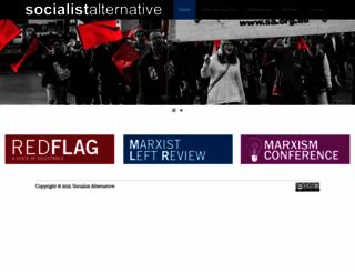 sa.org.au screenshot