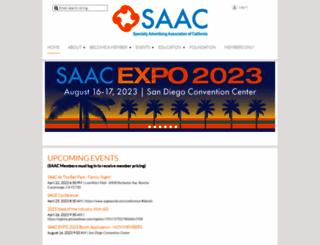 saac.net screenshot