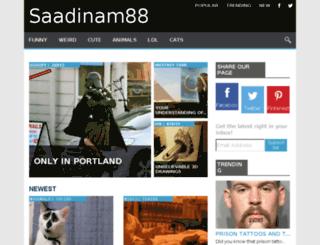 saadinam88.amazingpicts.me screenshot