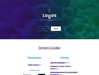 saadry-dunkel.com screenshot