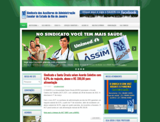 saaerj.org.br screenshot