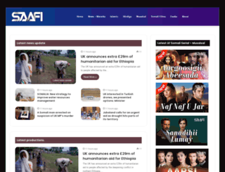 saafistudio.com screenshot