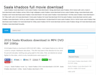 saalakhadoosdownload.co.in screenshot