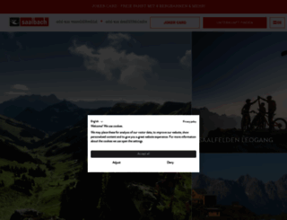 saalbach.com screenshot