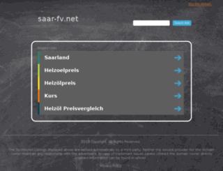 saar-fv.net screenshot