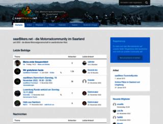 saarbikers.net screenshot