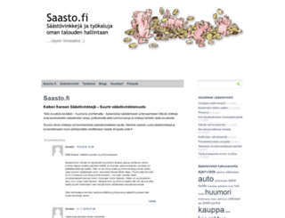saasto.fi screenshot