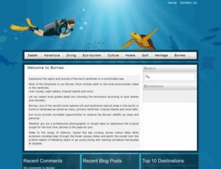 sabahkini.net screenshot