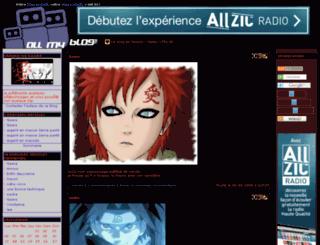 sabaku-no-gaara.allmyblog.com screenshot