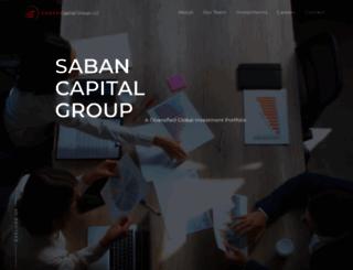 saban.com screenshot