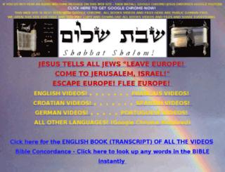 sabbathlove.com screenshot
