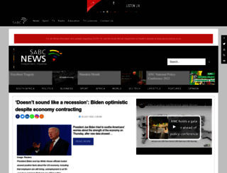 sabcnews.com screenshot