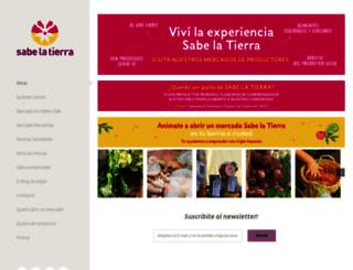 sabelatierra.com screenshot