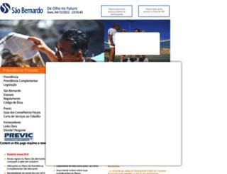 saberprev.com.br screenshot