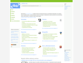 sabiask.com screenshot