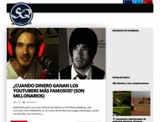 sabiasqueofficial.blogspot.mx screenshot