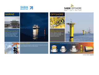 sabik.com screenshot