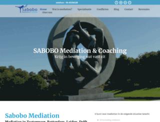 sabobo.nl screenshot