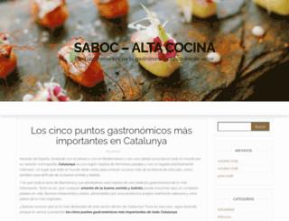 saboc.es screenshot