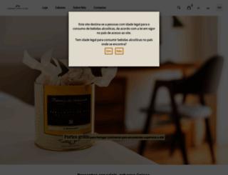 saboressantaclara.com screenshot