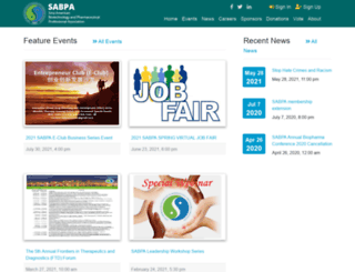 sabpa.org screenshot