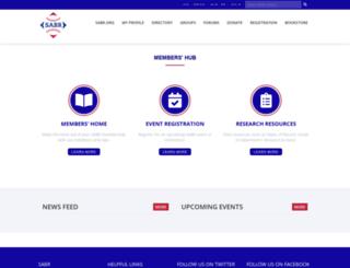 sabr.site-ym.com screenshot