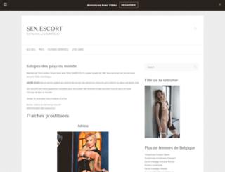 sabre-eu.eu screenshot