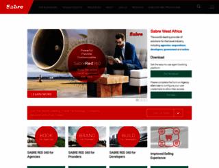 sabreng.com screenshot