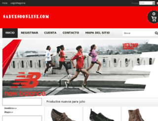 sabuesoonline.com screenshot
