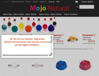 sabunmalzeme.com screenshot