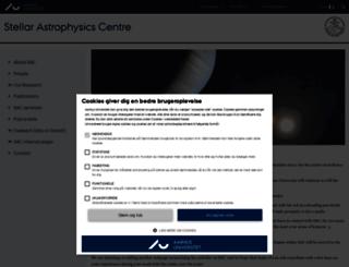 sac.au.dk screenshot