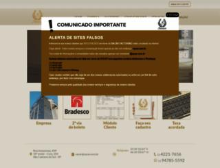 sacar.com.br screenshot