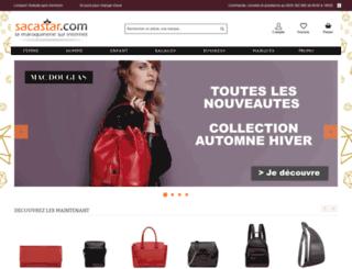 sacastar.com screenshot