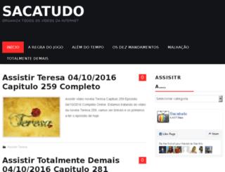 sacatudo.com screenshot