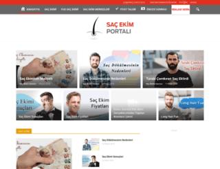 sacekimportali.com screenshot