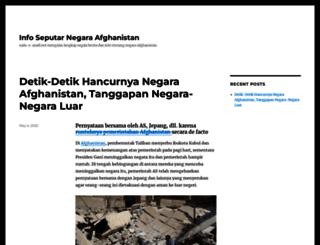 sada-e-azadi.net screenshot
