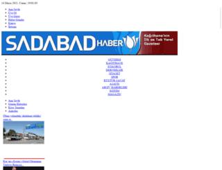 sadabadhaber.com screenshot