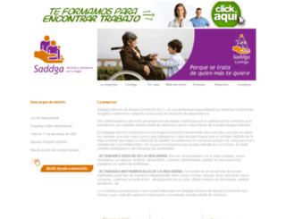 saddga.com screenshot