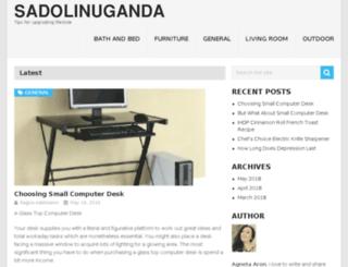 sadolinuganda.com screenshot